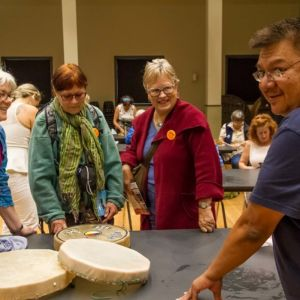 Aboriginal Drum Making Workshop | Harrison Music & Art Festival