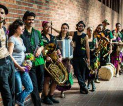 Gypsy Kumbia │ Harrison Festival